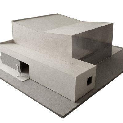 architecture-dechetterie-la-fouillade-maquette