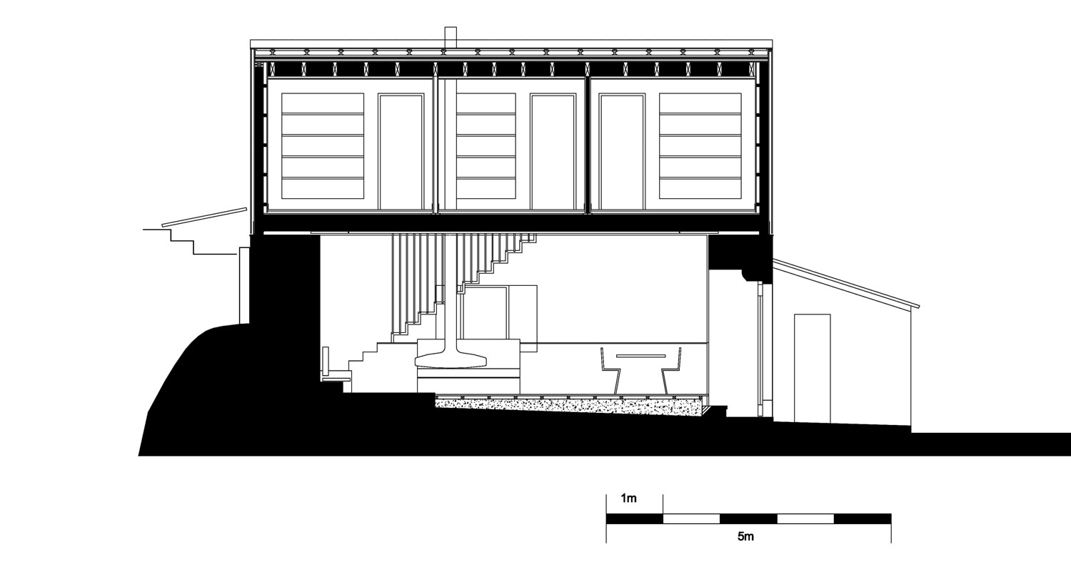 Latest une structure autonome with architecte plan maison for Architecte plan maison