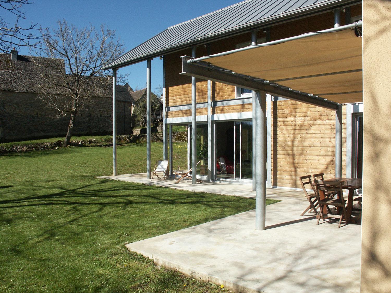 Maison Bois Architecte - Maison Architecte Bois u2013 Maison Moderne