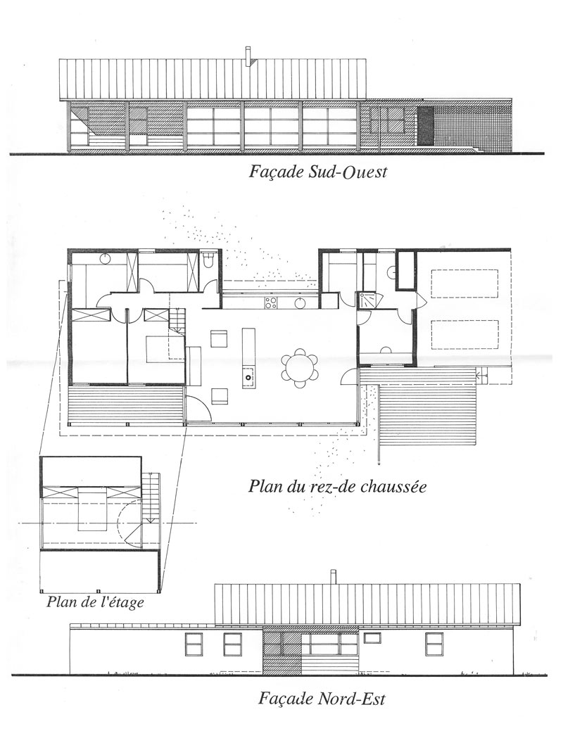 Conception plan maison gratuit photos de conception de for Plan maison moderne gratuit pdf