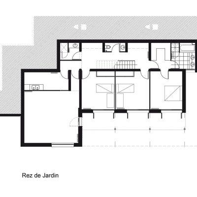 Une Maison Dans Les Arbres  Architecture Aveyron