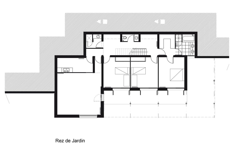 plan maison architecte excellent crescendo plan maison d interieur with plan maison architecte. Black Bedroom Furniture Sets. Home Design Ideas