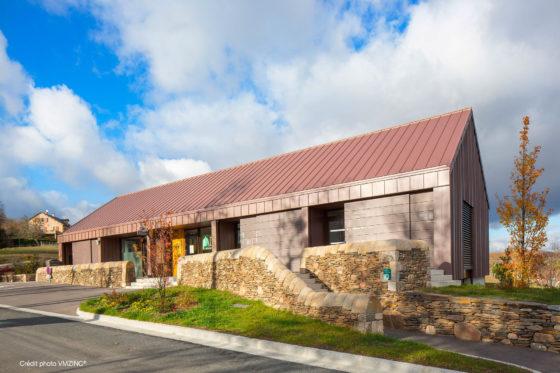 Maison des services de Castelnau-Pégayrols
